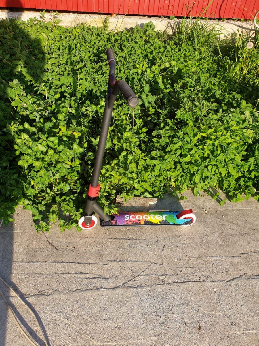 Самокат трюковый Scooter