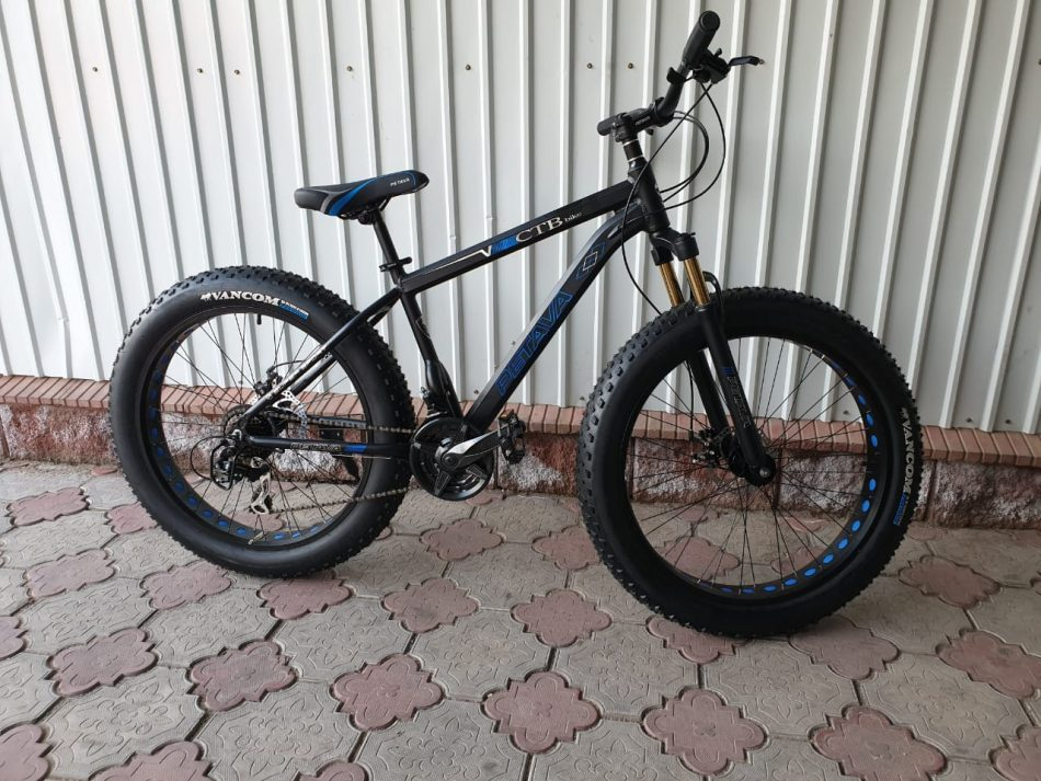 Fatbike (фэтбайк) Petava CTB-01
