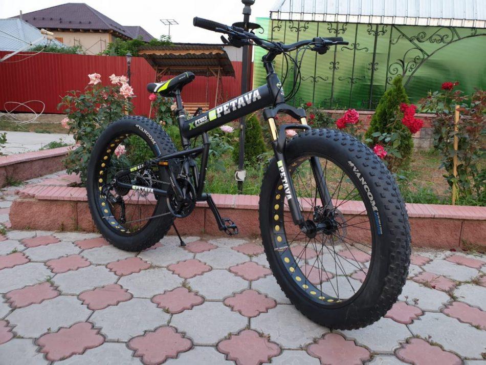 Fatbike (фэтбайк) Petava PT-003