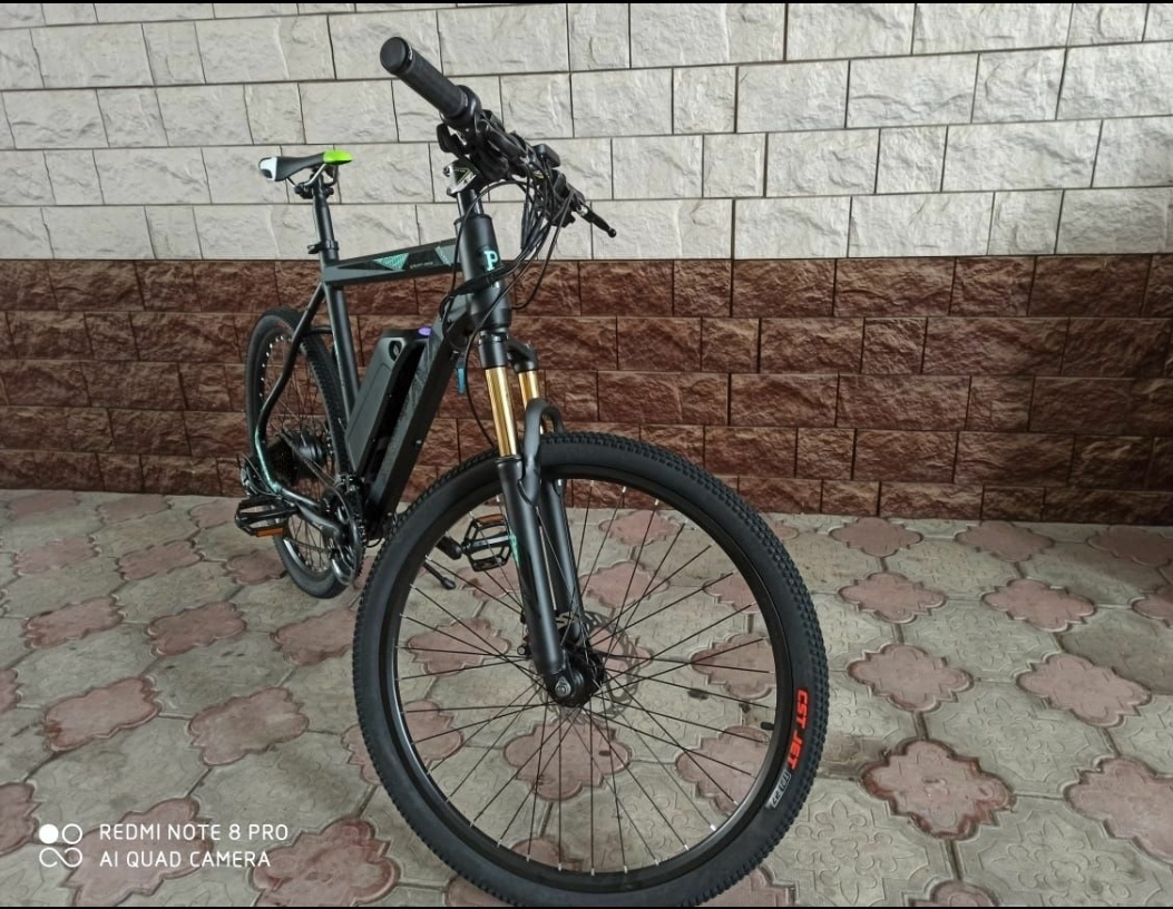 Электровелосипед Petava PT 21-350
