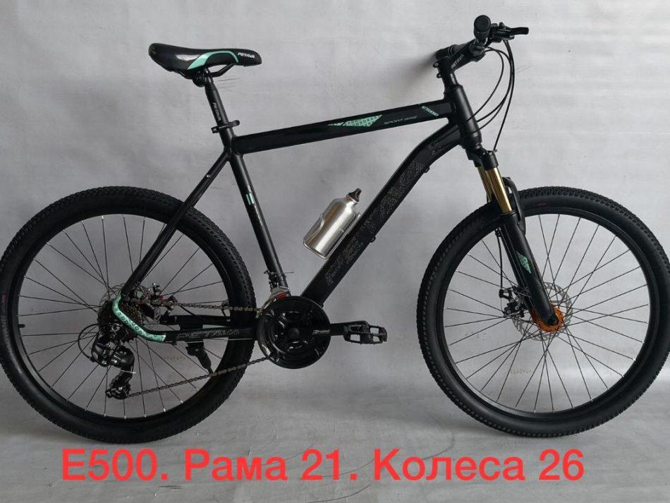 Велосипед Petava Е-500