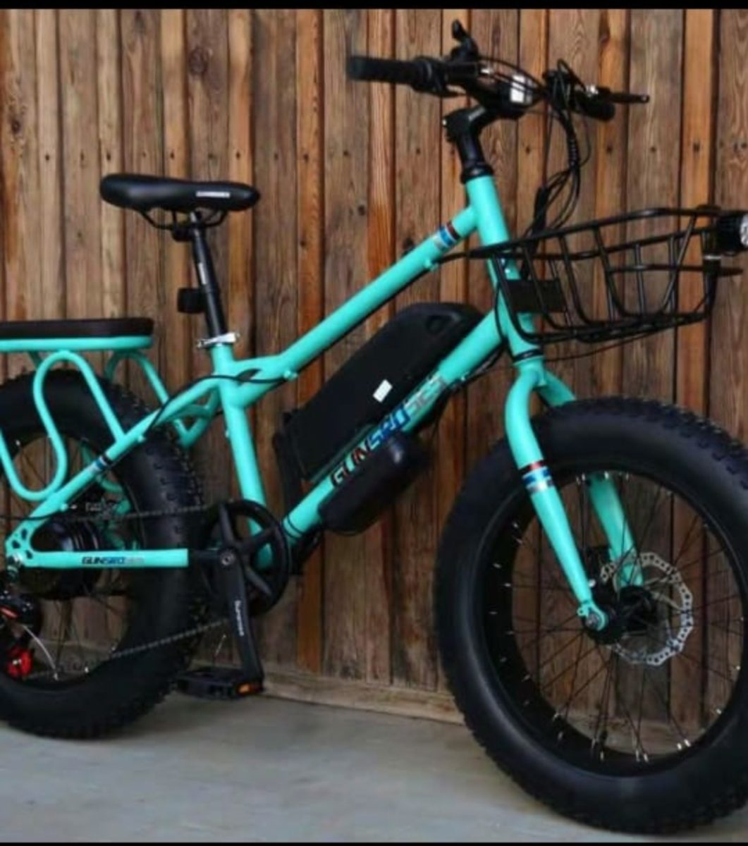 Электровелосипед Gunrose