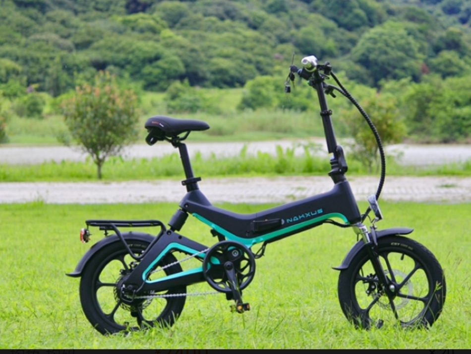 Электровелосипед складной NAKXUS-16
