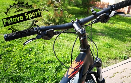 Велосипед Galaxy M50