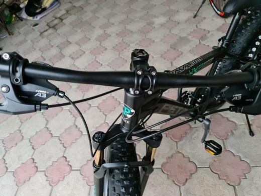 Fatbike (фэтбайк) Petava E700-3