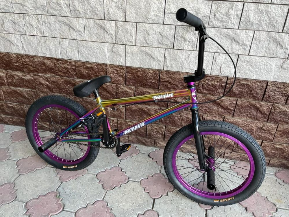 Велосипед BMX Petava — Hurricane. PT-127