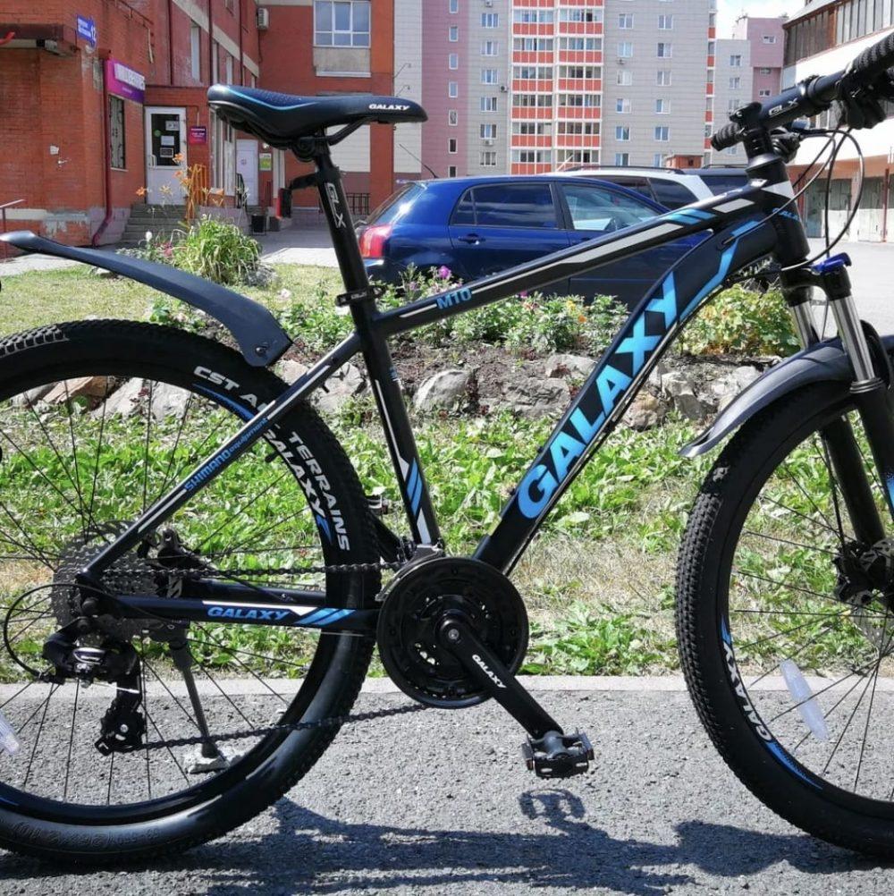 Велосипед Galaxy M10