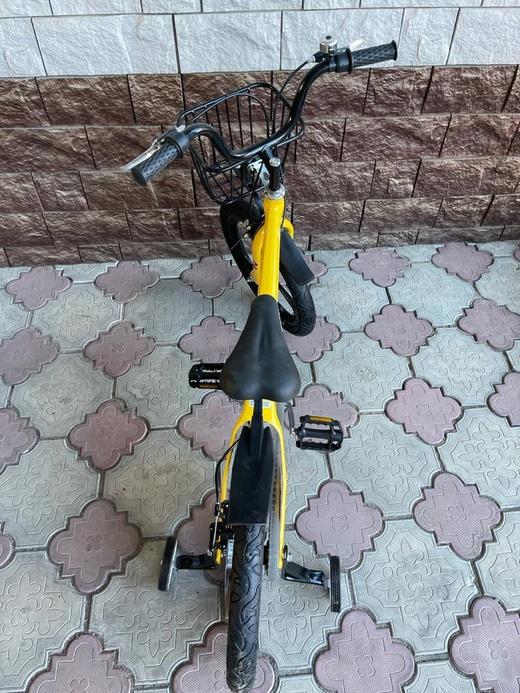 Велосипед детский Petava TC8 -18 TOP. С дополнительными колёсами.