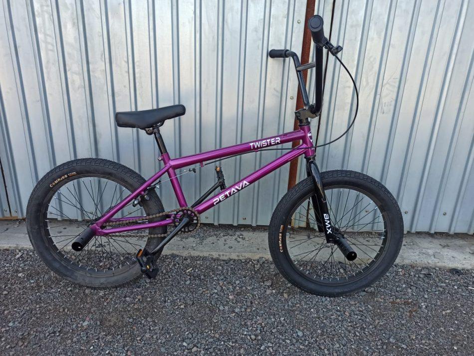 Велосипед BMX Petava- Twister. PT-123