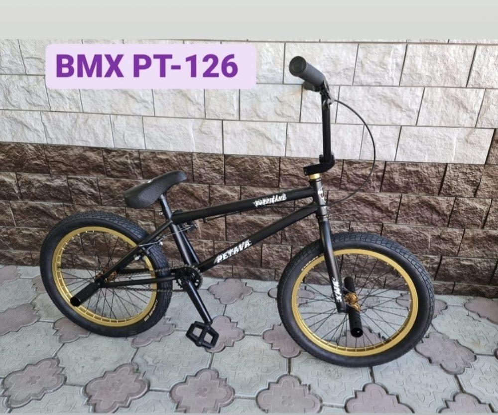 Велосипед BMX Petava- Hurricane. PT-126