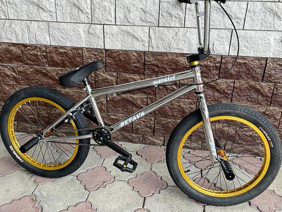 Велосипед BMX Petava- Hurricane. PT-126c