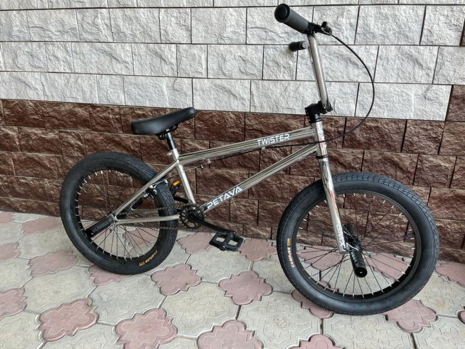 Велосипед BMX Petava- Twister. PT-123s