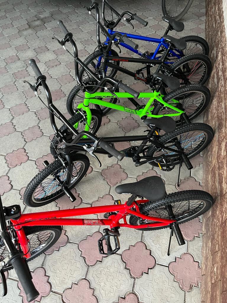 Велосипед BMX Petava